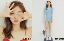 """Stylist của Twice bị chỉ trích vì để Nayeon diện áo thay váy như """"mặc áo không mặc quần"""""""