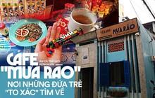 Tìm lại tuổi thơ trong quán cà phê chứa cả bầu trời thanh xuân ở Sài Gòn