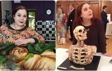 Đột nhập căn bếp của thợ làm bánh kinh dị nhất nước Anh: Từ hộp sọ cho đến xác giải phẫu, đầu trẻ sơ sinh... đều có đủ