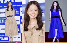 """Nữ thần Yoona đã trở lại với nhan sắc """"hack tuổi"""" mỹ miều, đổi đến 2 bộ đầm nhưng mà sao đều """"khó đỡ"""" thế này?"""