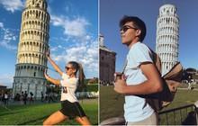 """""""Ngả nghiêng cùng năm tháng"""" siêu nổi tiếng ở nước Ý, hóa ra vào mùa hè trông tháp Pisa lại """"thẳng thớm"""" hơn?"""