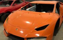 """Đột nhập xưởng làm siêu xe """"fake"""": Lamborghini chục tỉ bán với giá rẻ như cho, xịn sò như thật"""