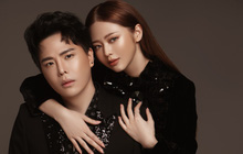 Sau nghi vấn hẹn hò, Trịnh Thăng Bình và Liz Kim Cương tung bộ ảnh tình tứ mở màn dự án hát đôi