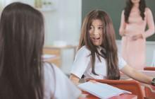 """Lỡ ăn cơm trước kẻng, Han Sara ăn vạ thầy thể dục Đức Thịnh: """"Thầy ơi! Em Có Bầu""""?"""