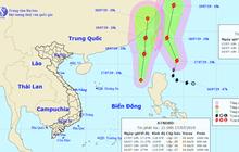 Bão Danas chưa tan, Biển Đông lại xuất hiện áp thấp nhiệt đới có khả năng mạnh lên thành bão