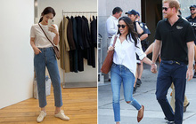 """Thêm tips mặc đẹp từ style tưởng như phi thực tế của các Công nương: 3 mẫu giày kết hợp cực """"nuột"""" với quần jeans"""
