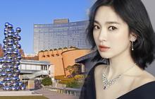 Choáng với nhà Song Hye Kyo thuê hậu ly hôn: Villa siêu xa xỉ, hàng xóm là Lee Young Ae, mỹ nam BTS và dàn sao khủng