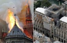 Nhà thờ Đức Bà Paris sau 3 tháng bị ngọn lửa nhấn chìm: Khung cảnh ảm đạm đến lạ, quá trình tu sửa vẫn diễn ra