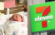 Bà mẹ ngạc nhiên khi sinh con vào tháng 7 ngày 11 lúc 7h11' và cả cân nặng cũng xuất hiện hai con số này