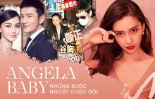 """Angela Baby: Mẫu nữ vô danh lén lút """"giật bồ"""" trở thành mỹ nhân hạng A sự nghiệp lấn lướt Huỳnh Hiểu Minh"""
