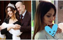 Người đẹp Nga ôm con lộ diện sau thông tin bị cựu vương Malaysia ly hôn, lần đầu tiết lộ nguyên nhân tan vỡ