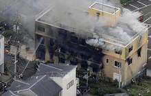 Vụ cháy xưởng phim ở Nhật Bản: Con số thiệt mạng tăng lên 24 người