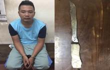 Hà Nội: Nam thanh niên dùng dao tự chế xông vào cửa hàng Viettel cướp 100 triệu đồng