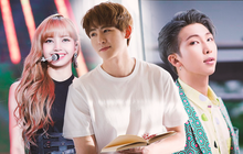 Đọ khả năng ngoại ngữ của loạt sao Kpop: RM (BTS) chỉ giỏi tiếng Anh nhưng Lisa (Black Pink) thạo 4 ngôn ngữ, Jackson (GOT7) biết 5 thứ tiếng!