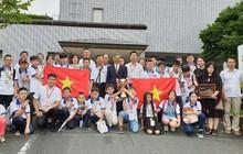 Việt Nam đạt kết quả xuất sắc trong Kỳ thi Toán Quốc tế tại Nhật Bản