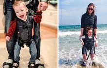 Người phụ nữ vì thương con mà tạo ra thứ mang lại nụ cười cho trẻ em tật nguyền trên thế giới và minh chứng cho câu: Tình mẫu tử có thể làm được bất kỳ điều gì
