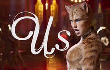 Nhìn Taylor hoá mèo đã sợ rồi, fan vui tính ghép nhạc phim kinh dị Us còn ớn lạnh hơn!