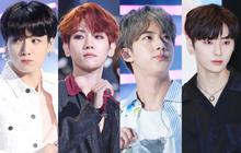 Top 30 nam idol hot nhất hiện nay: Top 1-2 là nam thần ai cũng biết, bất ngờ thứ hạng Baekhyun (EXO) so với V (BTS)