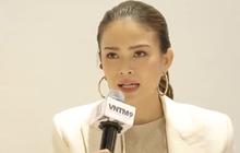 """Mâu Thủy gây tranh cãi với phát biểu: """"Người mẫu không thể làm Hoa hậu được"""""""