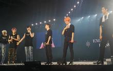 Mặc chủ tịch SM đến tham dự concert, Suho (EXO) vẫn mạnh dạn spoil kế hoạch comeback: Không sao, vì mình là leader mà!
