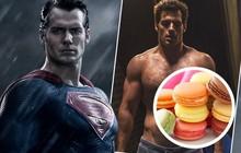 Không ngờ trai đẹp 6 múi Superman chị em mê mẩn lại đi mê mẩn món bánh dành cho hội chị em