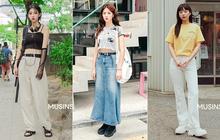 """Toàn đồ basic nhưng """"mô đen"""" hết cỡ, street style Hàn Quốc tuần qua sẽ khiến bạn muốn copy ngay và luôn"""