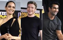 """8 nhân vật bom tấn phase 4 The Eternals khiến Marvel """"bắt về nuôi"""" bằng mọi giá"""