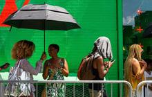 Người dân Mỹ chật vật trong đợt nắng nóng kỷ lục