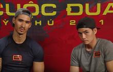 """Cuộc đua kỳ thú 2019: Kỷ lục """"tiếng beep"""" đang thuộc về 2 chàng Việt kiều 6 múi"""