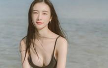 """Jun Vũ đi chèo thuyền nhưng chủ yếu lại khoe body, khoe ngực triệt để, lần này tạo dáng thật sự """"câu dẫn"""""""