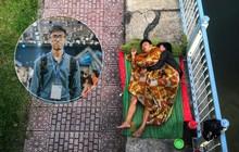 """Tác giả bức ảnh 2 vợ chồng vô gia cư ôm nhau ngủ dưới chân cầu ở Sài Gòn: """"Có lẽ mình sẽ quay lại đó gặp họ"""""""
