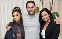 """Giữa """"tâm bão"""" tranh chấp bản quyền với Taylor Swift, bức hình chụp chung Ariana Grande và Demi Lovato bị """"ném đá"""" dữ dội!"""