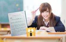 """Bài tập hè yêu cầu: """"Đừng ép mình làm gì cả mà hãy trân trọng những năm tháng trung học chỉ đến 1 lần trong đời"""" đang được dân mạng Nhật chia sẻ rần rần"""