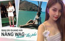 Nhật Lê - Bạn gái Quang Hải: Đã có số thị phi rồi thì ngồi nhà đăng PR, ca hát hay lên TV tham gia gameshow đều gây tranh cãi