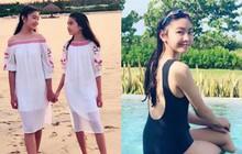 """Quyền Linh khoe ảnh hạnh phúc chuẩn """"Gia đình kiểu mẫu Việt"""" nhưng nhan sắc con gái lớn xinh như hoa hậu tương lai mới gây chú ý"""