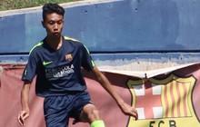 HAGL đón Việt kiều Mỹ đến tập thử: 17 tuổi đã cao bằng Lâm Tây, từng ăn tập ở lò Barcelona