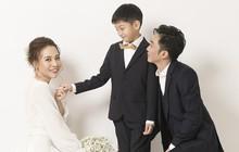 Hé lộ thêm ảnh cưới của Đàm Thu Trang và Cường Đô La trước ngày trọng đại: Quá ngọt, đặc biệt là sự xuất hiện của Subeo