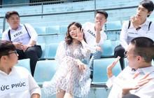 """Isaac, Trịnh Thăng Bình, Erik, Đức Phúc, Lou Hoàng """"ngồi khóc"""" theo cách thật đặc biệt trong MV mới của Suni Hạ Linh!"""