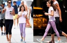 Công chúa Hollywood một thời Suri Cruise nay đã phổng phao lắm rồi, đôi chân dài miên man đặc biệt hút mắt