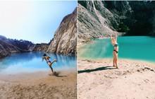Sốc: Nhập viện hàng loạt sau khi bơi, hồ nước xanh lam nổi tiếng Tây Ban Nha này chính là hiểm họa với du khách