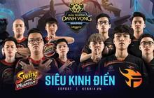 Lịch thi đấu chi tiết Đấu Trường Danh Vọng mùa Đông 2019: Team Flash gặp Swing Phantom là trận siêu kinh điển của ngày khai mạc!