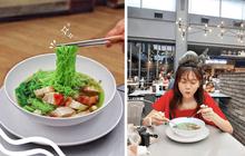 Có một Thái Lan trong veo với trời xanh ngắt cùng các món ăn đầy màu sắc qua ống kính của thí sinh Here We Go 2019