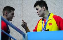 """Bị tẩy chay vì nghi dùng doping, VĐV bơi lội nổi tiếng của Trung Quốc chặn đường, chỉ mặt đối thủ nói """"tao thắng, còn mày thua"""""""