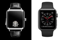 """Chỉ """"nhái"""" Apple Watch và không hiển thị giờ nhưng chiếc đồng hồ này có giá tận 8 tỷ đồng"""