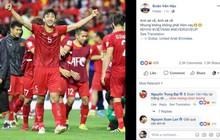 Báo châu Á mê mệt trào lưu 'Anh sẽ về nhưng không phải hôm nay' của tuyển Việt Nam