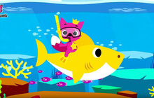 Tại sao bài hát thiếu nhi Baby Shark quá nổi tiếng, hút 2,2 tỷ lượt xem?