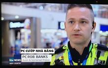 """Đời thật buồn khi làm cảnh sát nhưng được đặt tên là """"Cướp Nhà băng"""""""