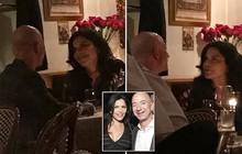 Lộ ảnh Jeff Bezos đắm đuối với người tình 3 tháng trước khi thông báo ly hôn vợ