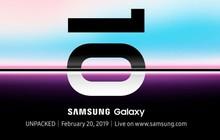 Galaxy S10 xịn nhất có giá tận 40 triệu, nhưng Galaxy Fold màn hình gập còn gây sốc hơn thế