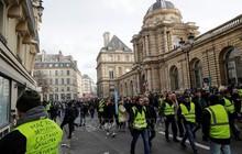 Biểu tình 'Áo vàng' ở Pháp bước sang tuần thứ 14 liên tiếp